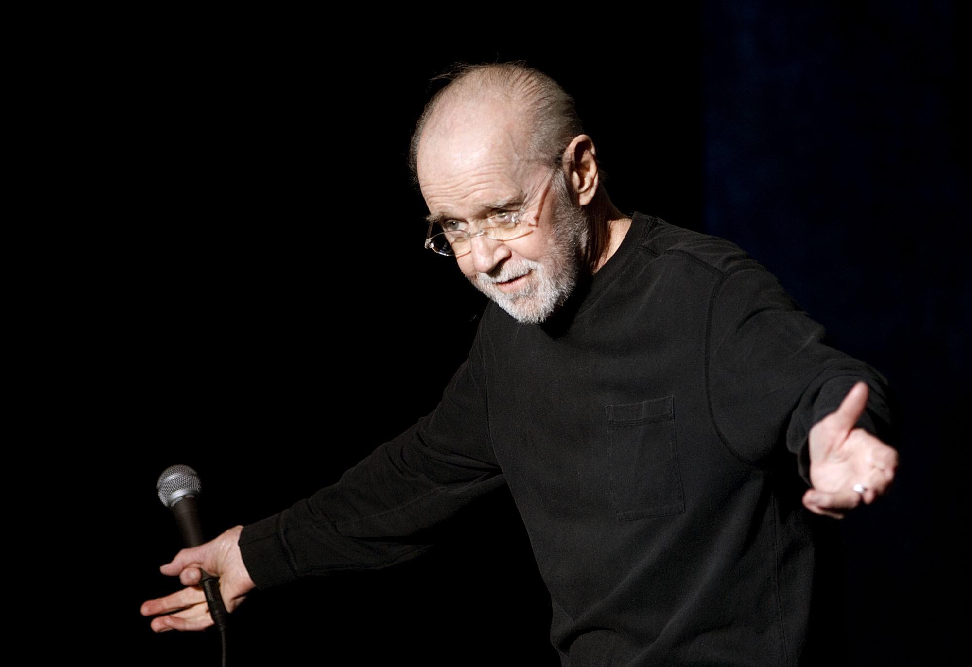 George Carlin in 2007