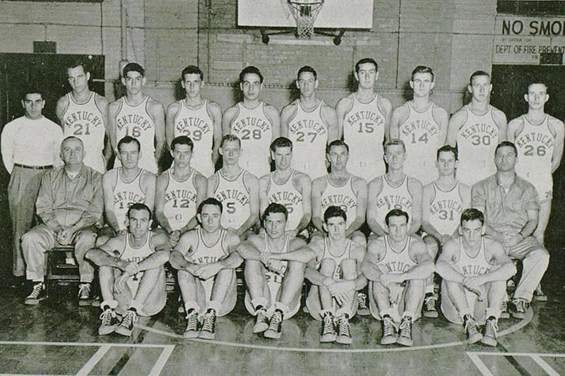 1947-48 Kentucky Wildcats