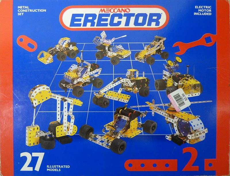 Erector Sets