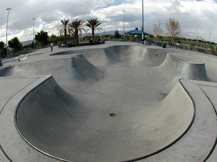 Desert Breeze Park in Las Vegas, Nevada