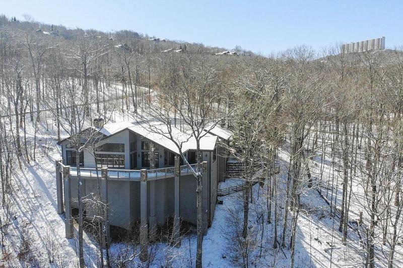 Rusty Wallace house in North Carolina