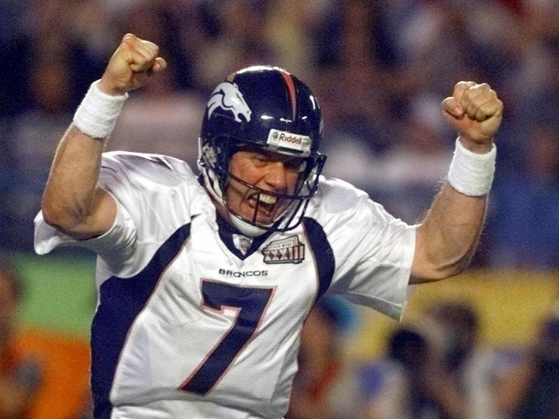 John Elway in Super Bowl XXXIII