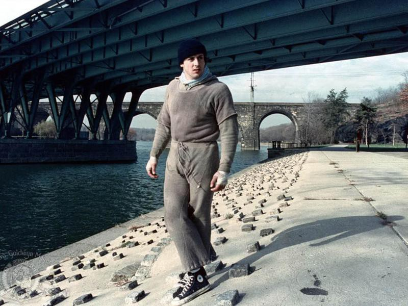 Pennsylvania: 'Rocky'