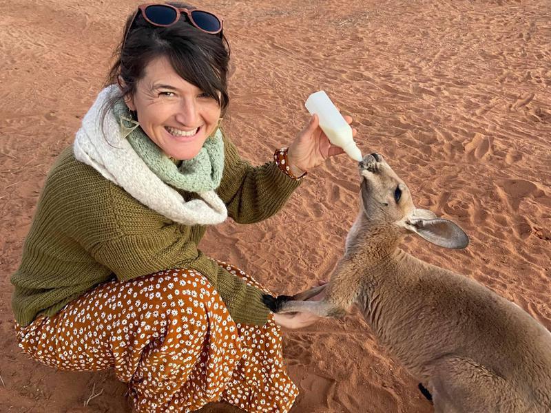 The Kangaroo Sanctuary