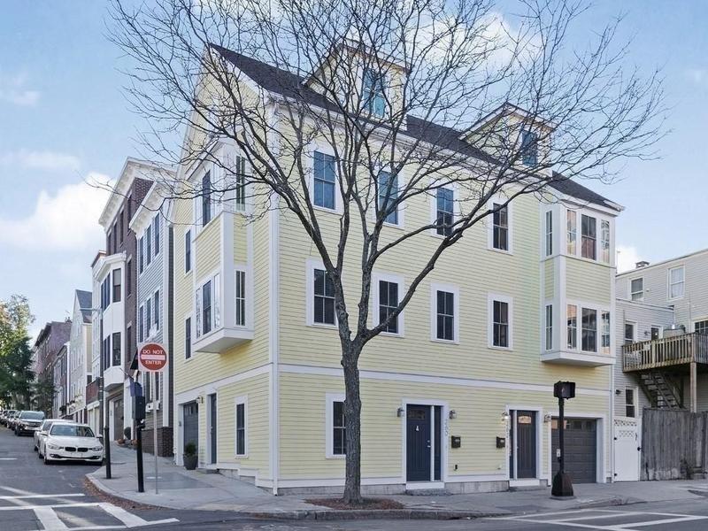 $1 million condo in Boston