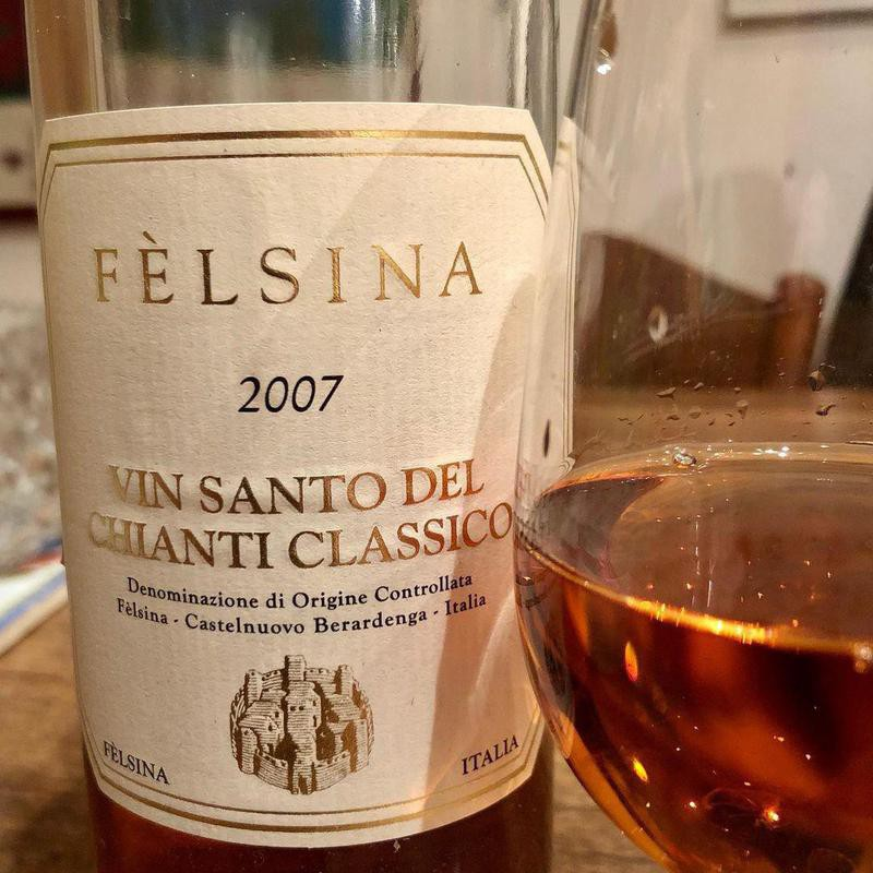 Felsina Vin Santo del Chianti Clasico