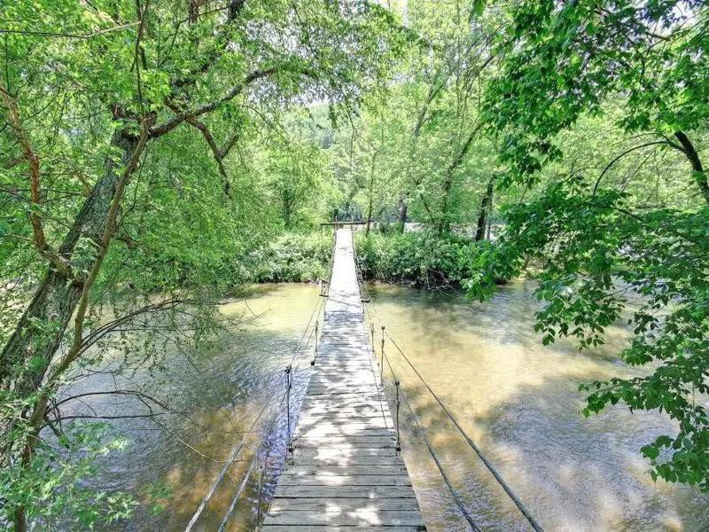 French Broad River Private Island
