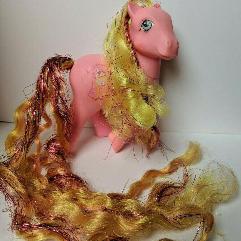Rapunzel My Little Pony