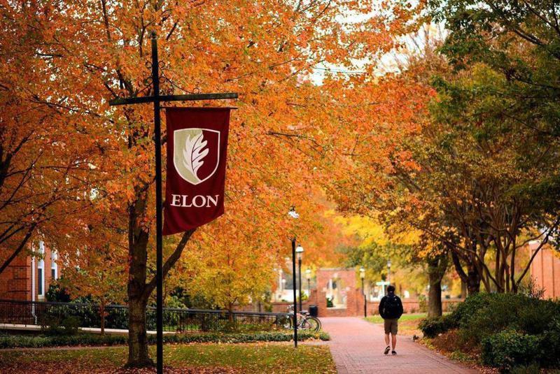Elon University campus