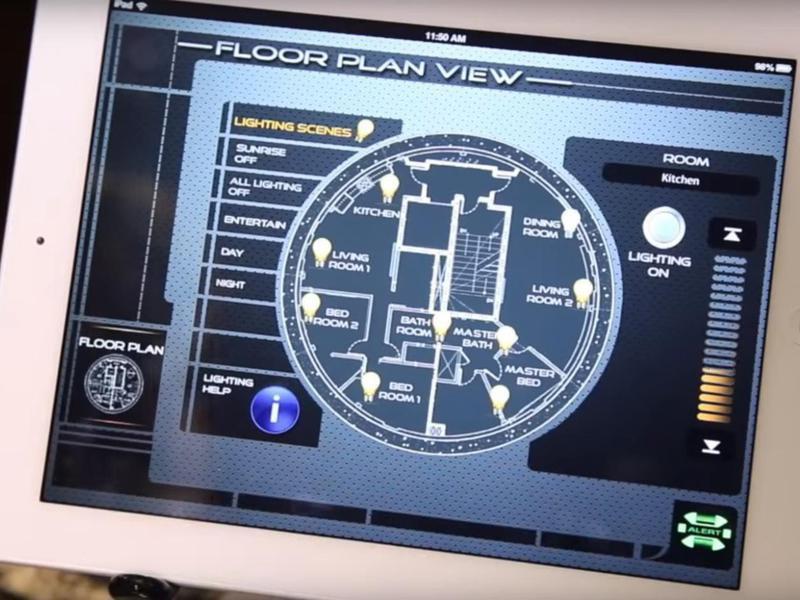 Survival condo floor plan