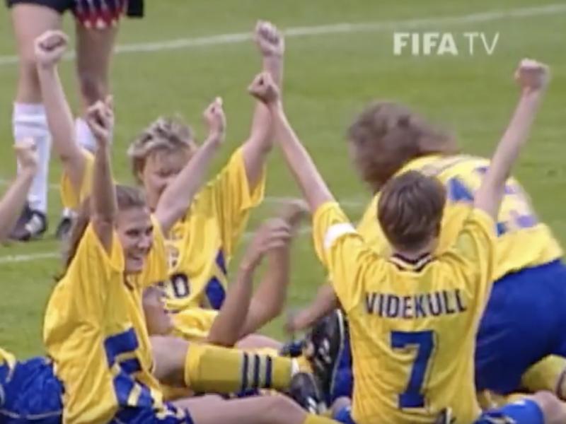 Sweden women's team