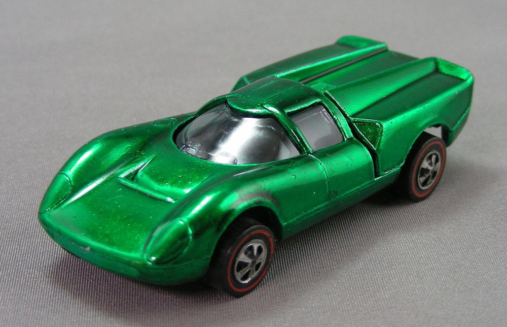 Hot Wheels LolaGT70