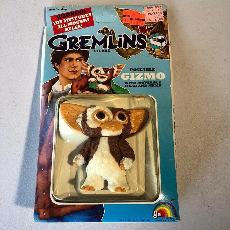 Gremlins - Gizmo Action Figure