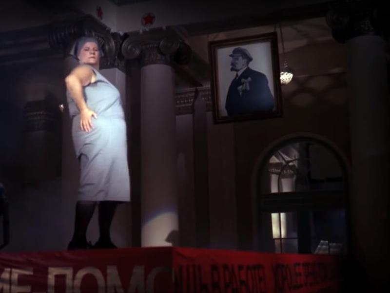 Soviet Fashion Show