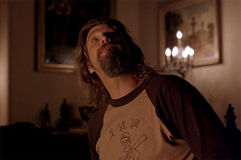 The Dude's T-shirt