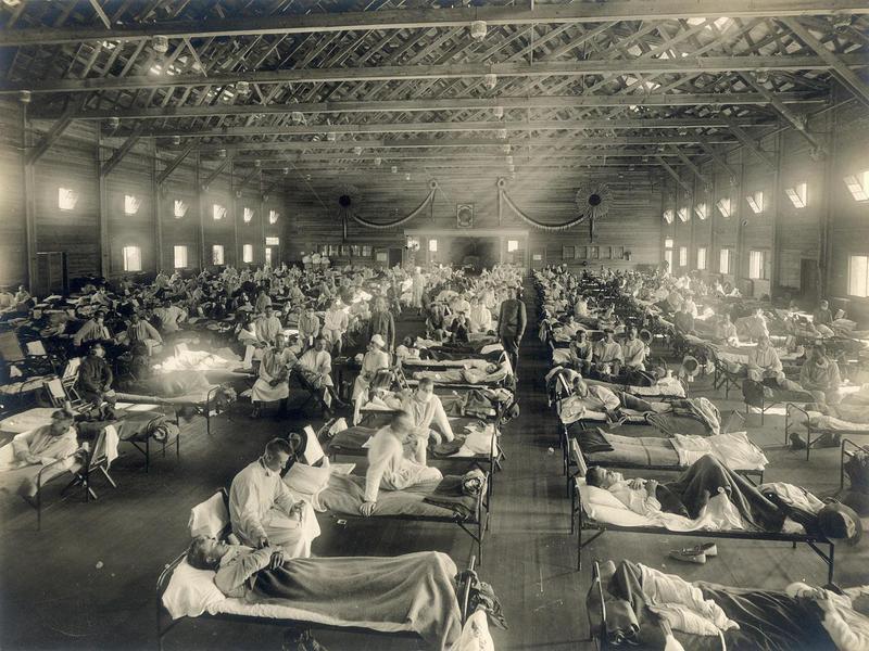 1918: Spanish Flu Pandemic