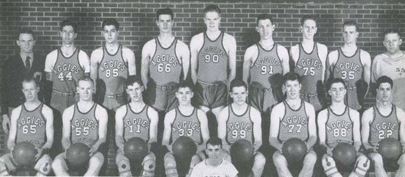 1945-46 Oklahoma A&M Aggies (Oklahoma State Cowboys)