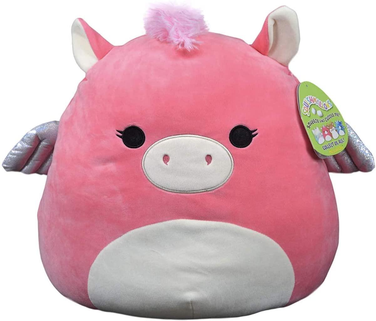 Pink Pegasus Squishmallow