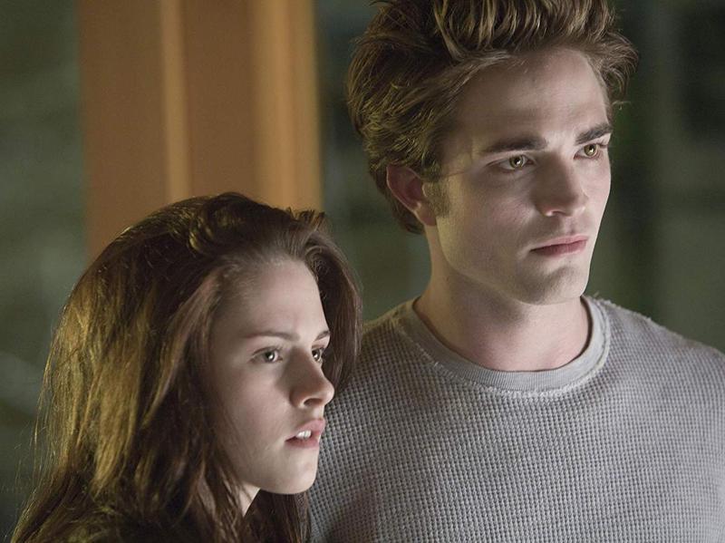 Kristen Stewart in Twilight (2008)