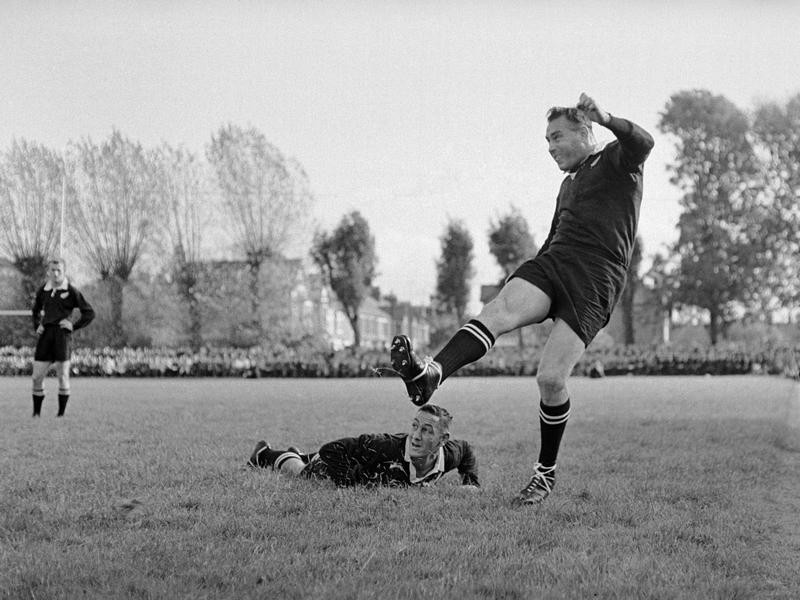 Post-WWII New Zealand Rugby Tour