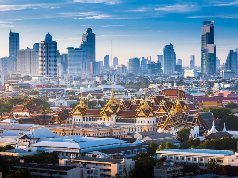 Grand Palace of Bangkok, Thailand