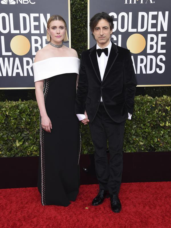 Greta Gerwig and Noah Baumbach