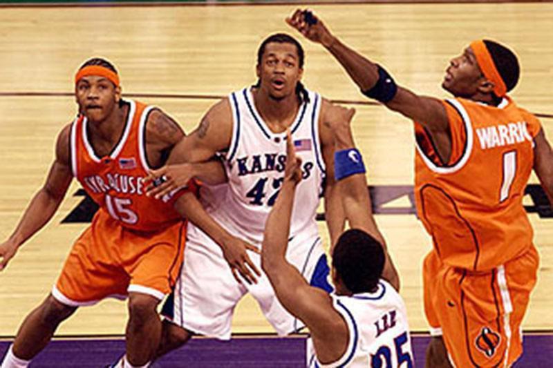 2002-02 Syracuse Orangemen (Orange)