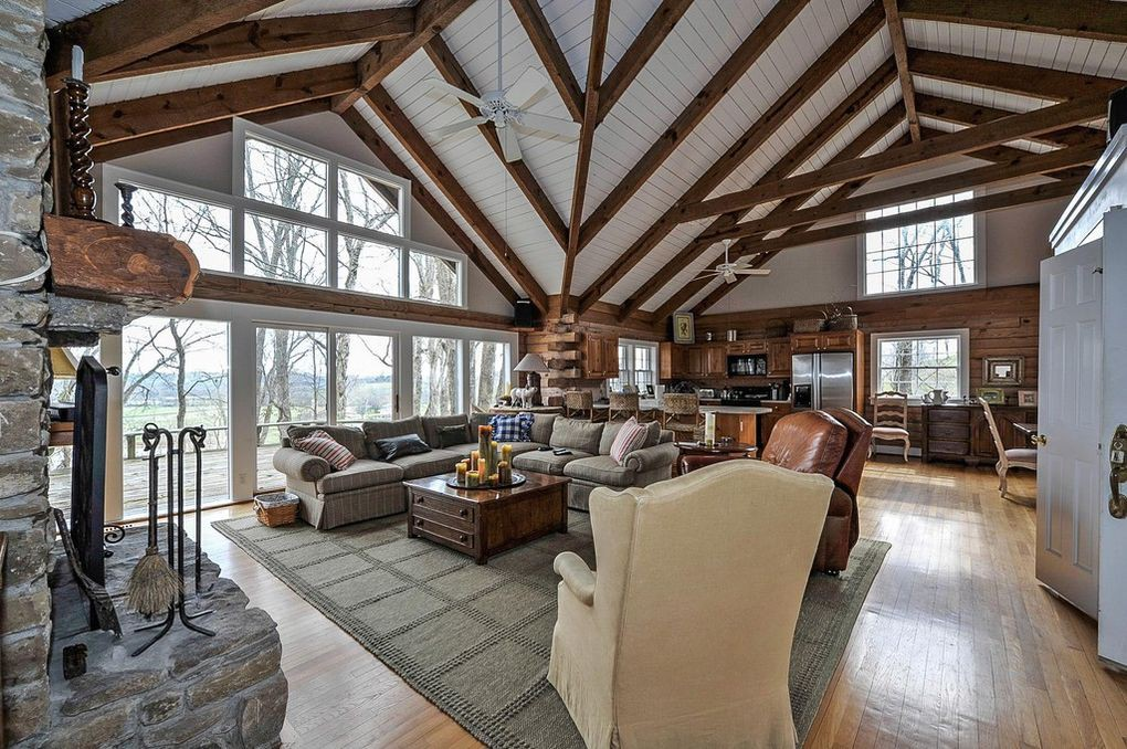 Tim McGraw and Faith Hill's house