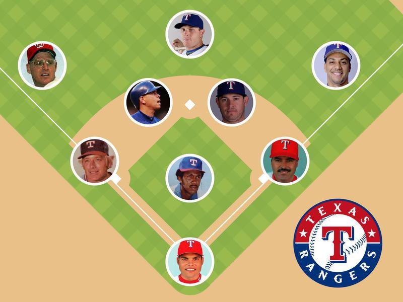 Washington Senators/Texas Rangers