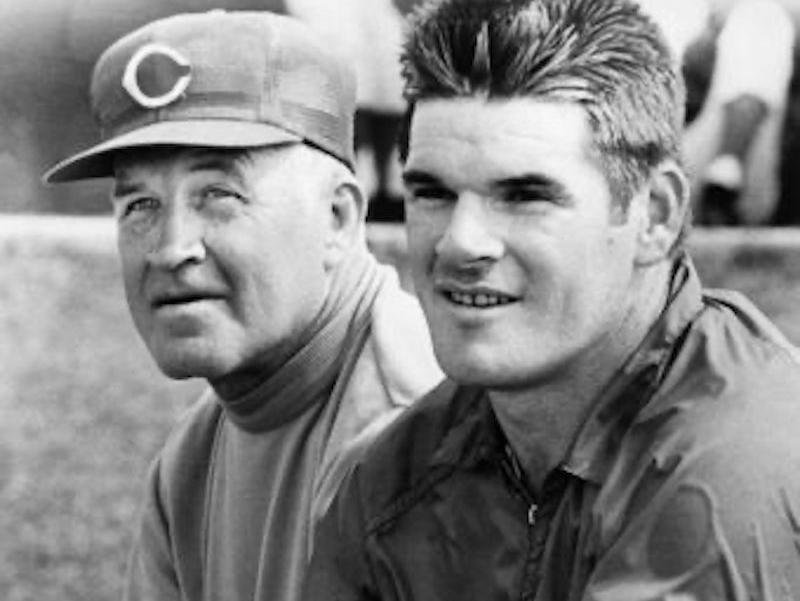 Pete Rose and Harry Rose