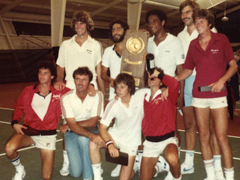 1980 Stanford tennis team