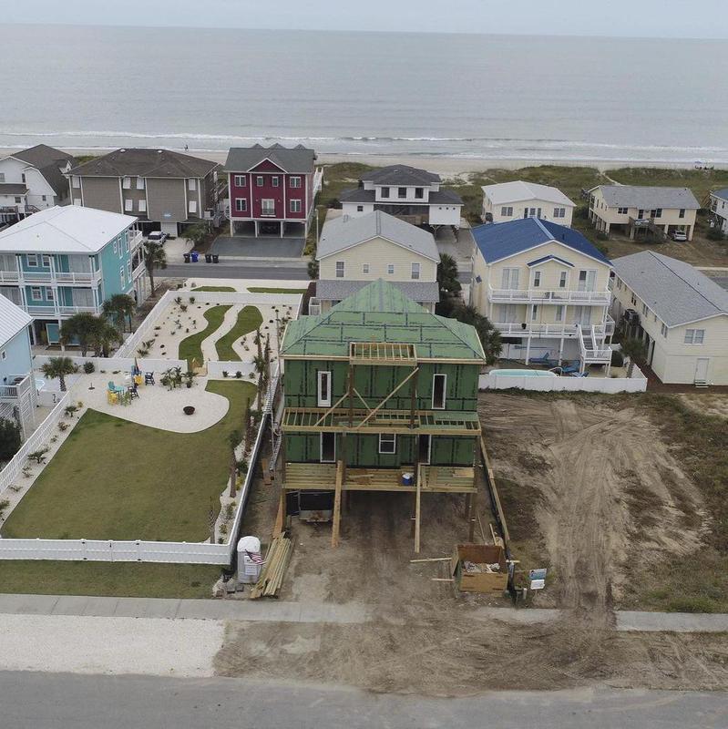 Ocean Isle beach houses