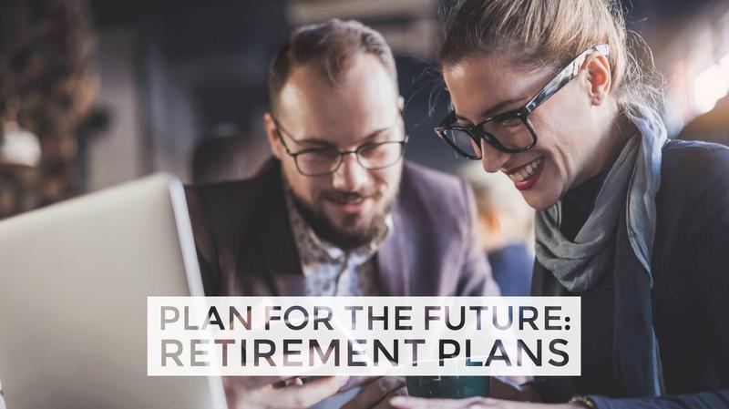 Put Money Into a Retirement Plan