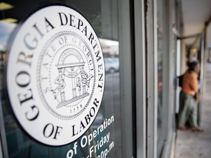 Georgia Department of Labor career center