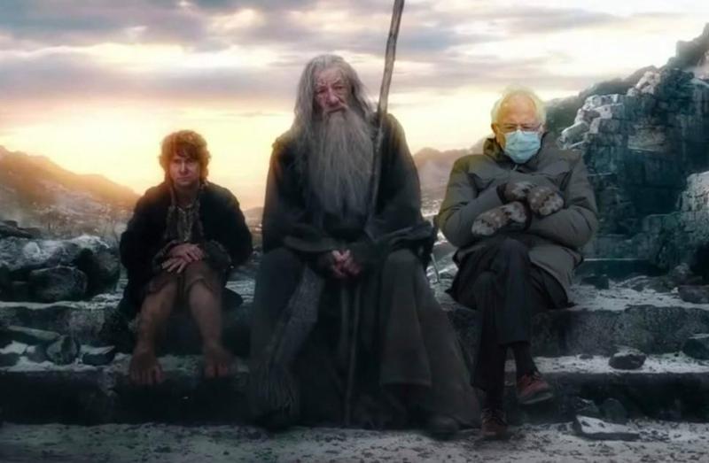 Bernie Sanders in The Hobbit