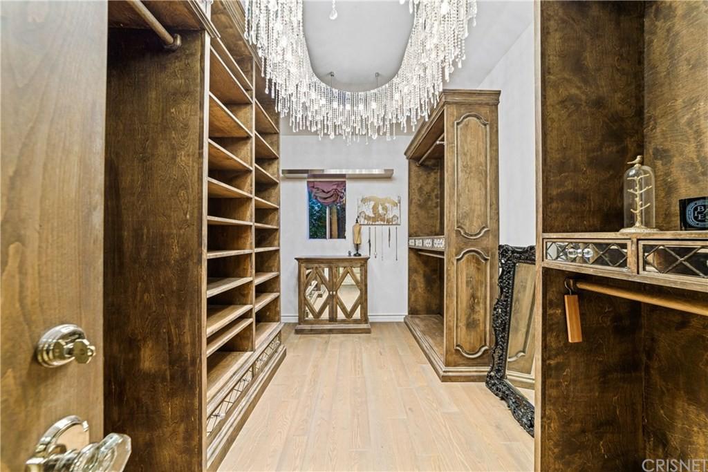 Joe Rogan's master closet