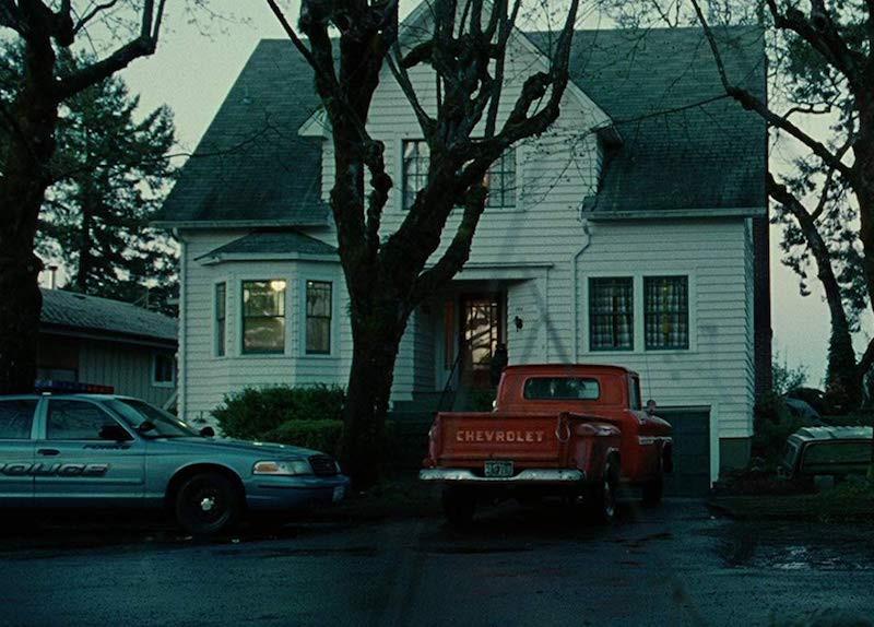 The Twilight house