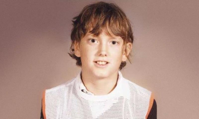 Eminem young