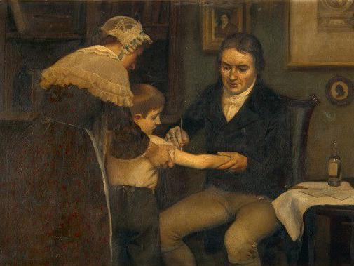 1770: Cowpox Experiment