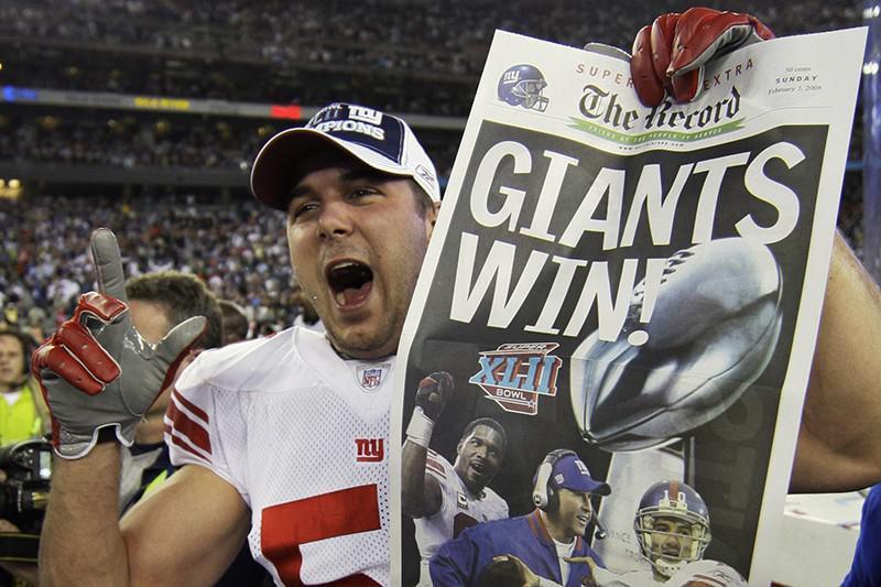 2008 New York Giants