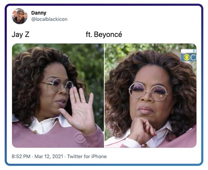 Beyoncé impresses Oprah