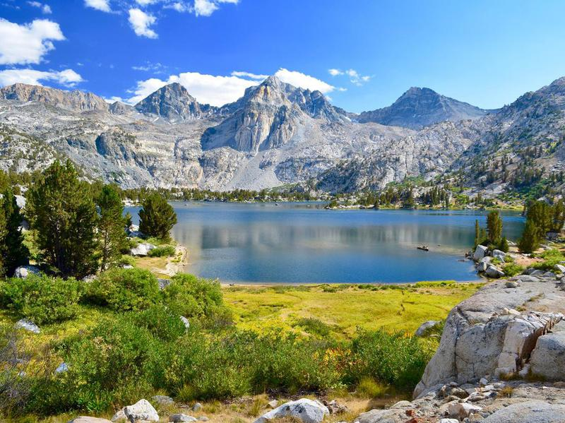 Marble Mountains in Yosemite