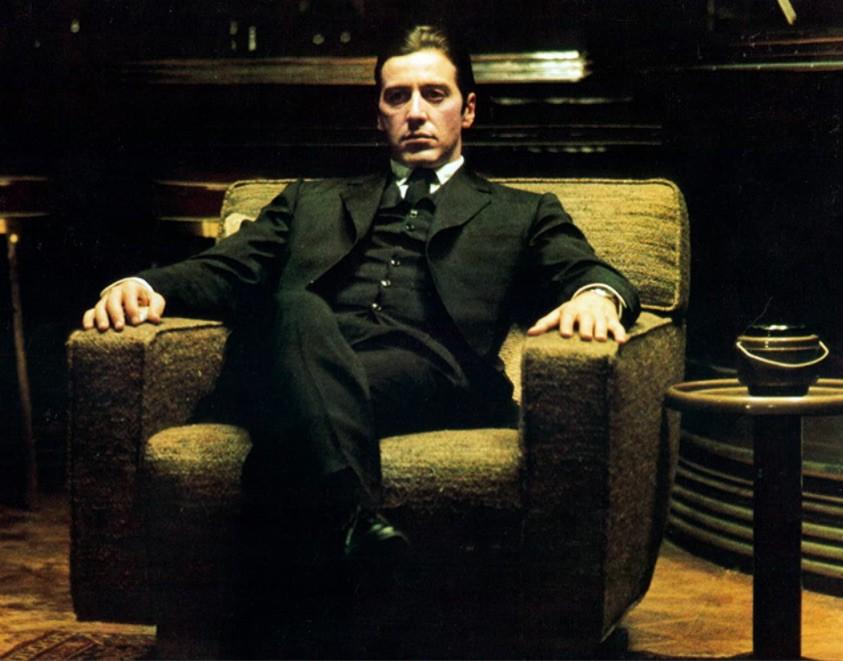 Al Pacino in The Godfather: Part II