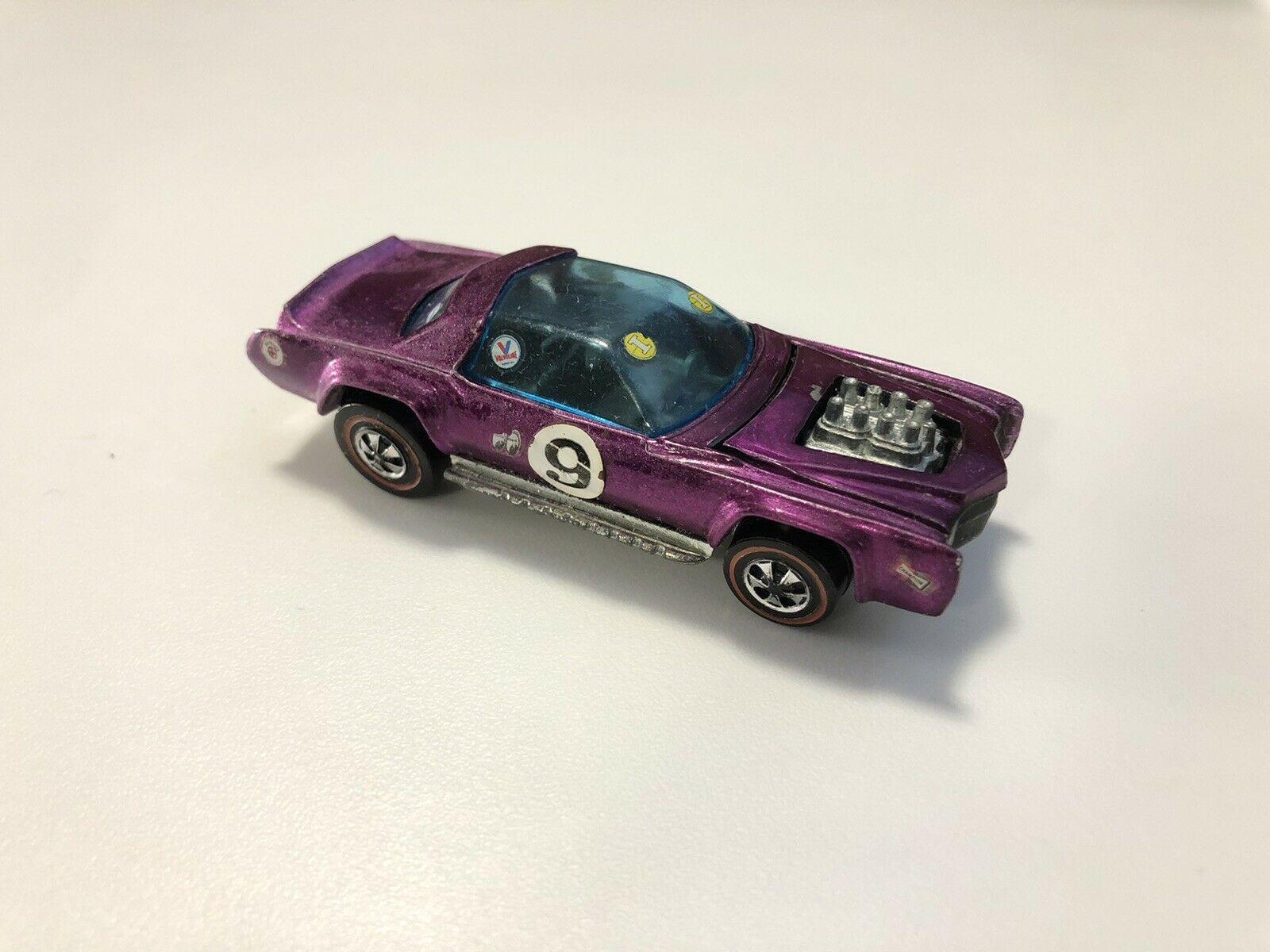 Sugar Daddy Hot Wheels Purple