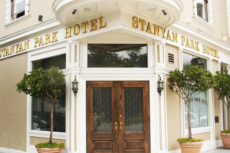 The Stanyan Park Hotel