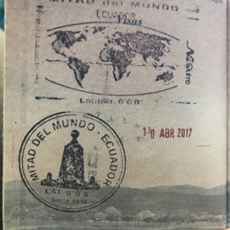 Ciudad Mitad Del Mundo, Quito, Ecuador