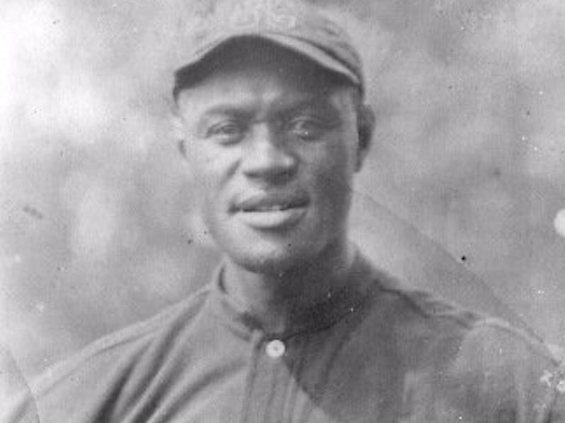 "Shortstop John Henry ""Pop"" Lloyd"
