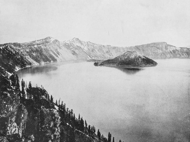 Crater Lake - 1900s