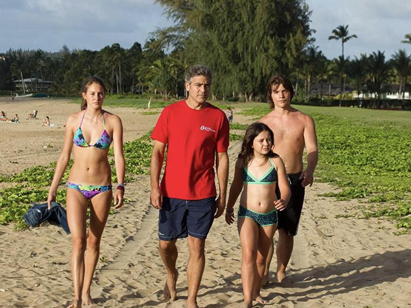 Hawaii: 'The Descendants'