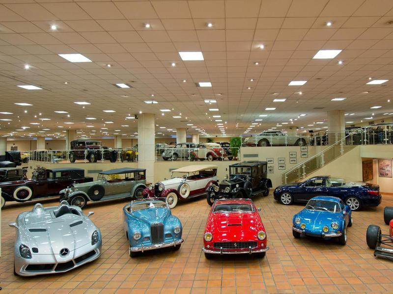 Monaco Car Museum
